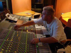 Big Cyc w studio