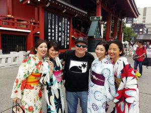 Misja Tokio