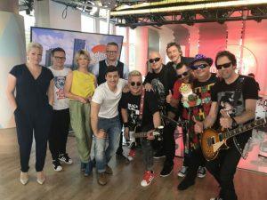 San Escobar w TVN