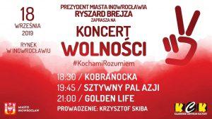 Krzysztof Skiba w Inowrocławiu!