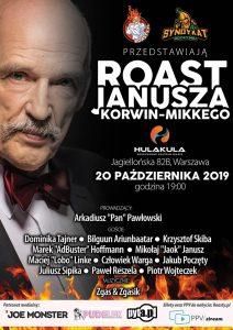 Roast Janusza Korwin-Mikkego!