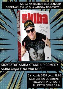 Krzysztof Skiba na ostro....